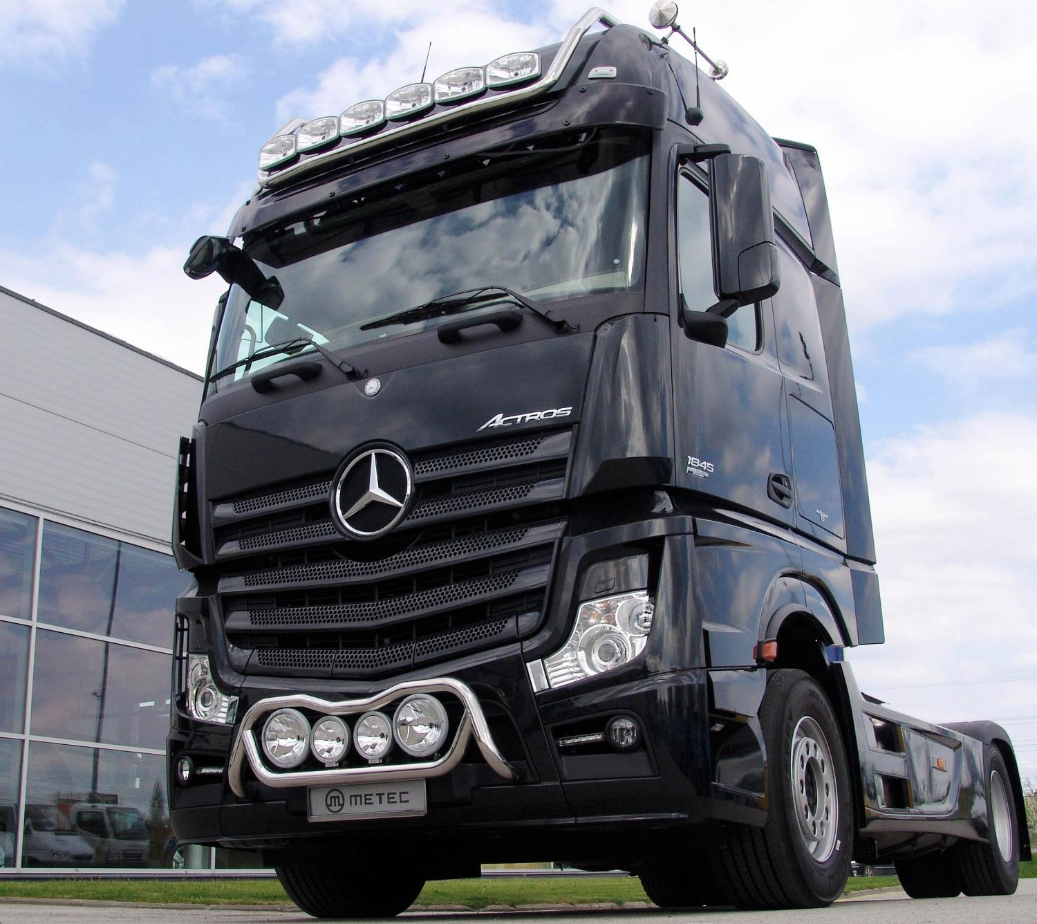 METEC ACCESSORIES MB ACTROS MP4 11
