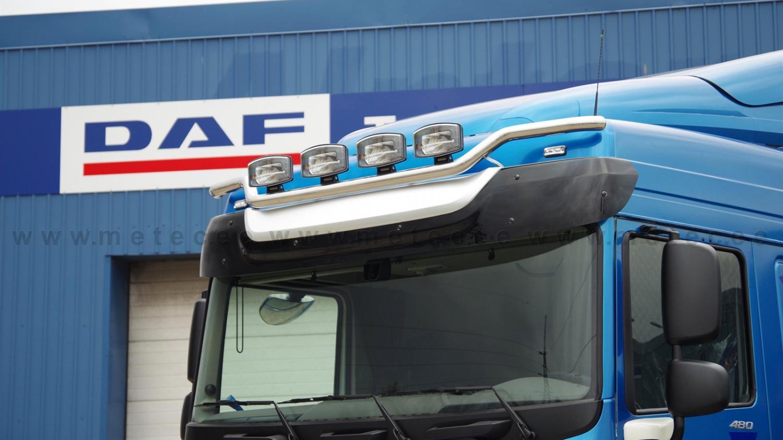 DAF Euro6 Space cab